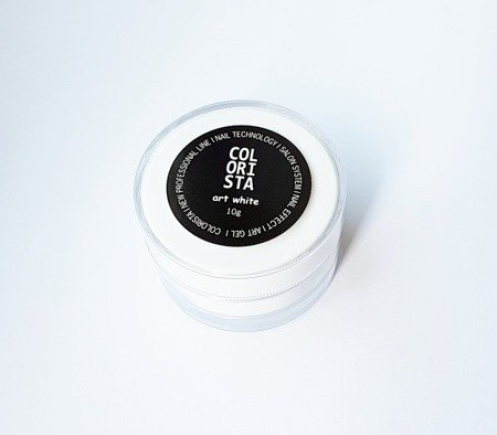 ŻEL ART NAIL WHITE 10 g