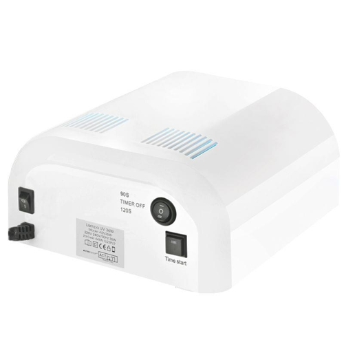 LAMPA UV 36W PRO TIMER WHITE - TRANSFORMATOR