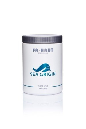 SEA ORIGIN SOFT SALT PEELING- peeling solny/ sól 1000g